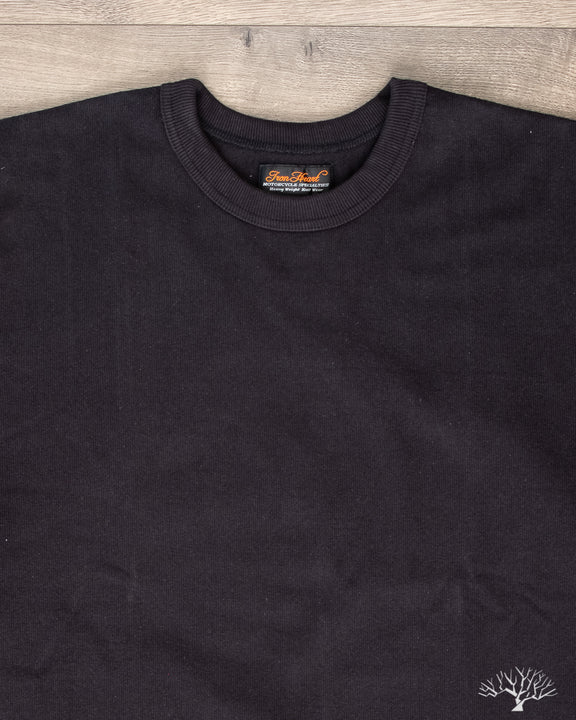IHTL-1501 - 11oz Extra Heavy Long Sleeve Sweater - Black
