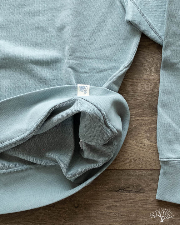 Good Basics Sweatshirt - Pale Blue