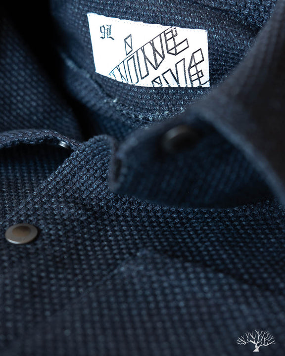 Kalamazoo Sashiko Workshirt