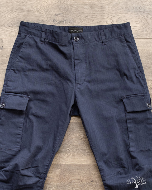 Garment Dyed Expedition Pants - Indigo