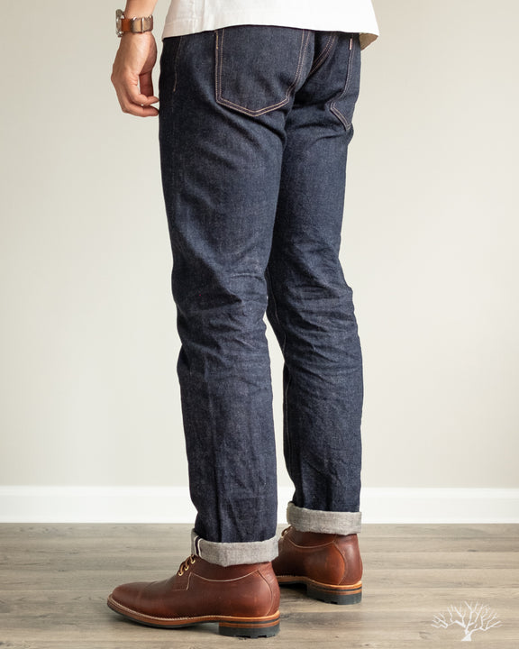 400T - Tapered Leg Denim