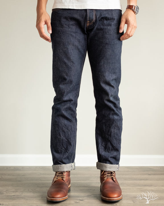UES Denim 400T Tapered Leg Selvedge Jeans