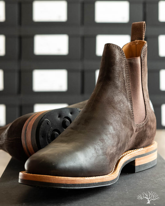 Chelsea Boot - Brown Split Horsebutt - 41464