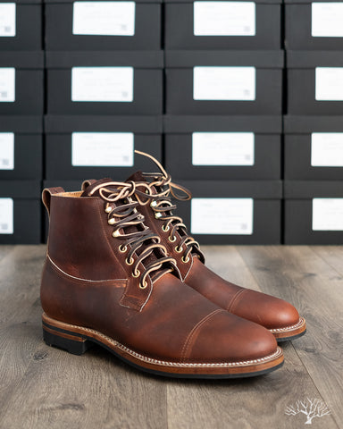 """Prairie"" Country Boot - Saddletan Chromepak - 2030"