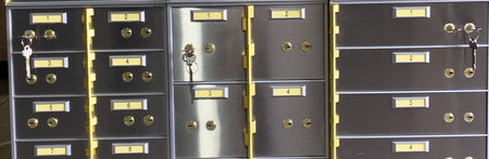Disable the Guard Lock on Bridgeman Safety Deposit Boxes