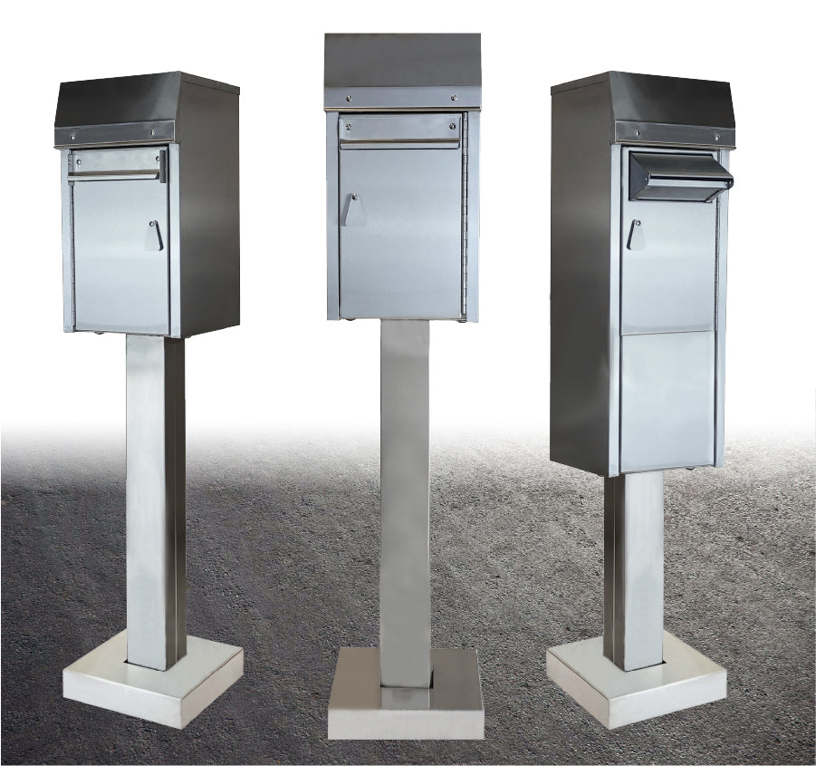 American security payment drop box covenant security front image