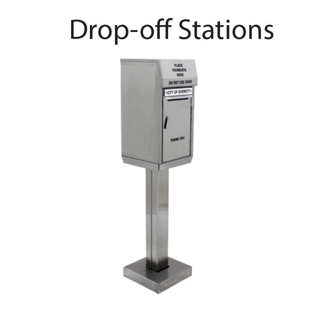 Covid-19 Drop-off Station