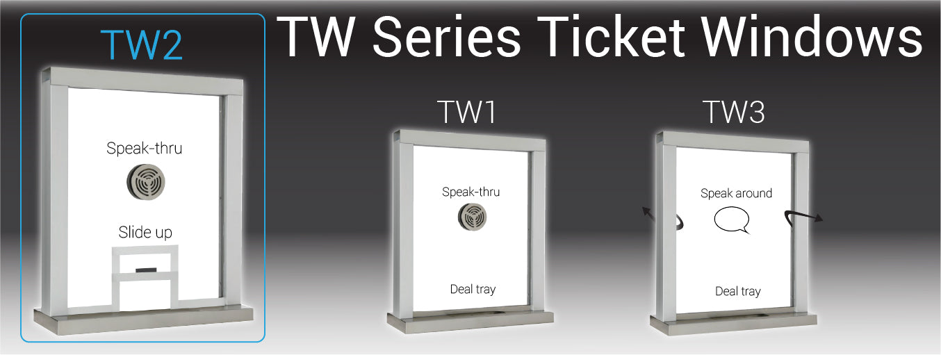 TW2 ticket window series