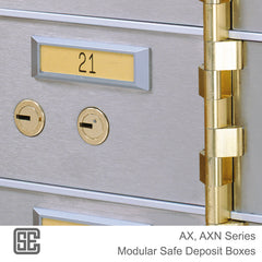 AX and AXN Series Safety Deposit Box
