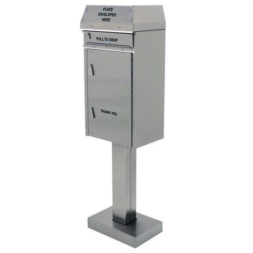 450-OC Drive-Up Payment Drop Box