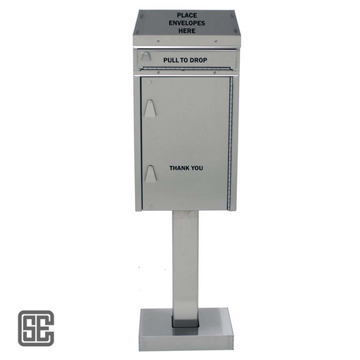CSE-AS-450-OC Drive-Up Large Envelope Payment Drop Box