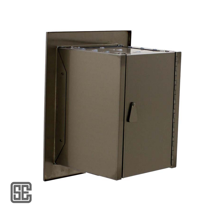 500-IW Medium Size Payment Drop Box for Mounting In-Wall