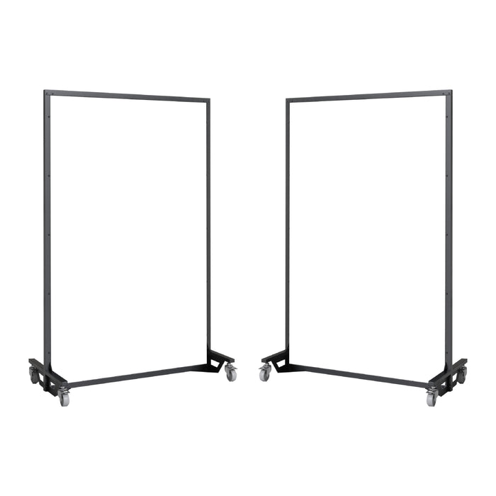 Screenflex bullet resistant partition