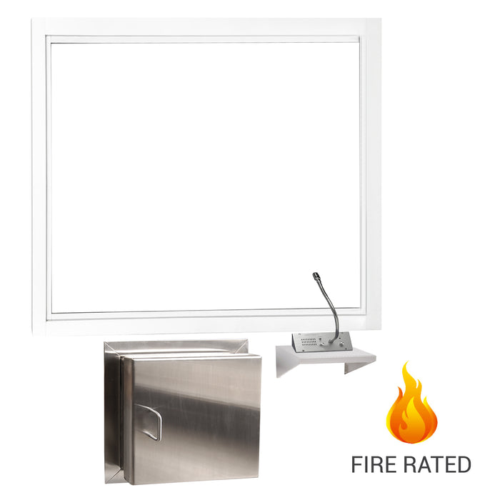 Fire Rated Transaction Station