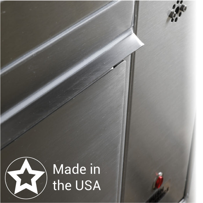 Made in the USA Covenant Security Equipment