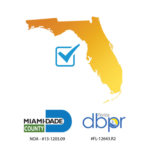Miami-Dade Florida Approved