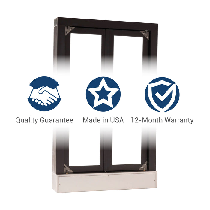 CM-1 Bi-Fold transaction window quality guarantee