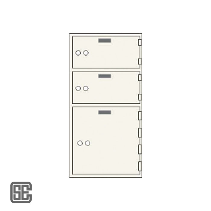 CSE-B-AXN-3 Series Teller Lockers