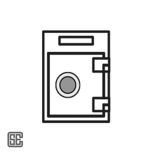 CSE-F-1310-S Cash Management Safe