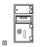 CSE-F-2014-C-LOC Cash Management Safe
