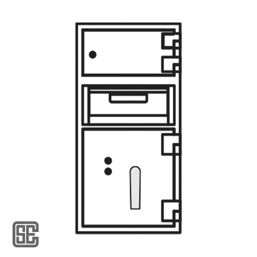 CSE-F-2014-K-LOC Cash Management Safe