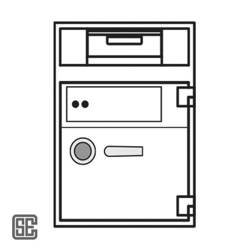 CSE-B-F-2820 Cash Management Safe