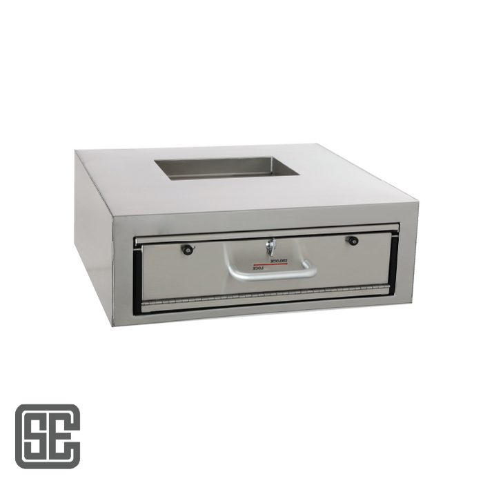CSE-QS-PD-2408 | Security Pizza Drawer