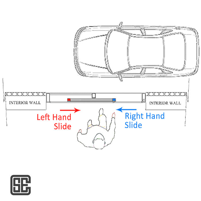 Drive-Thru Window Slide illustration
