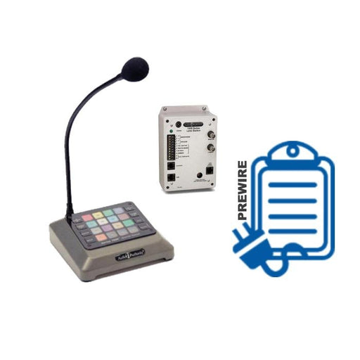 CSE-QS-Intercom Combo | Includes 1500A Intercom, 1520 Module and Factory Prewire
