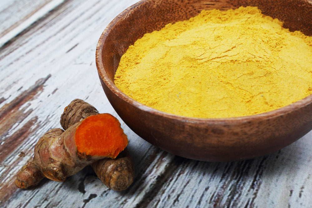 Yellow Turmeric Powder
