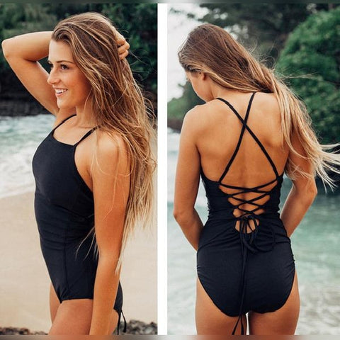 The Black Swimsuit