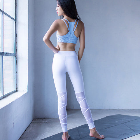 Strappy Hollow Leggings