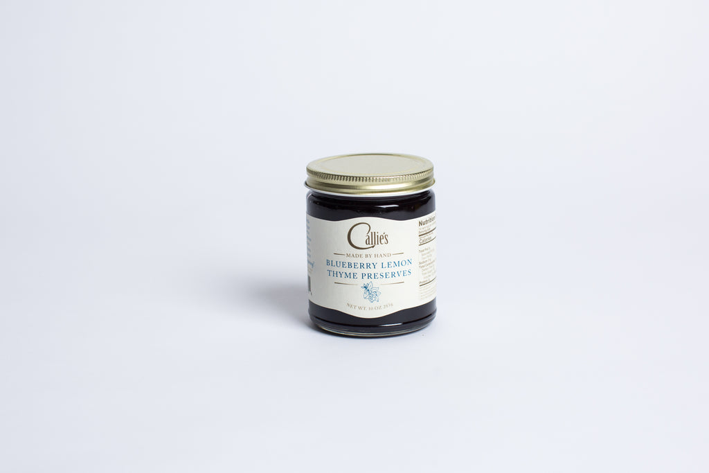 Callie's Charleston Biscuits LLC - Blueberry Lemon Thyme Jam