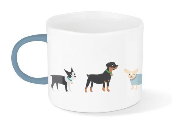 Mans Best Friend Mug