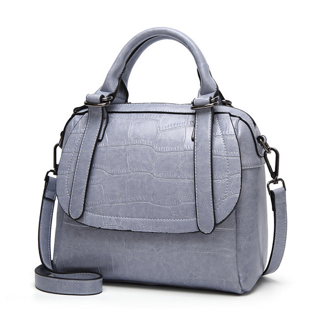 b9114aee4d5 2018 luxury handbags women bags designer PU leather OL office work bag  ladies patchwork hand bags famous brands female big tote