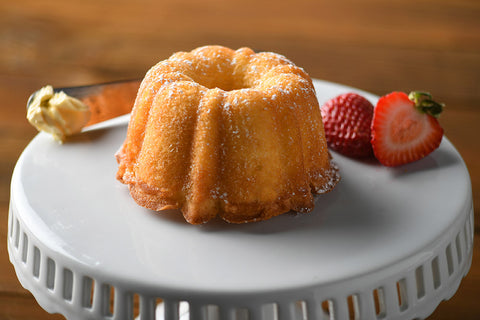 A Little Slice of Heaven Bakery - Kentucky Butter Mini Bundt Cake