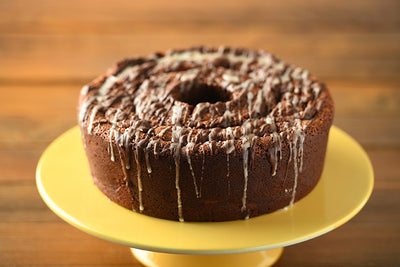 A Little Slice of Heaven Bakery - Whole Triple Chocolate Pound Cake