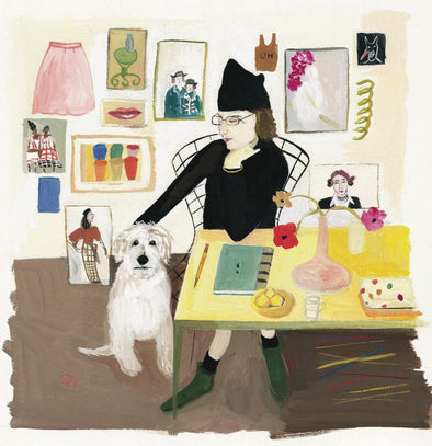 Current Girl Crush: Maira Kalman