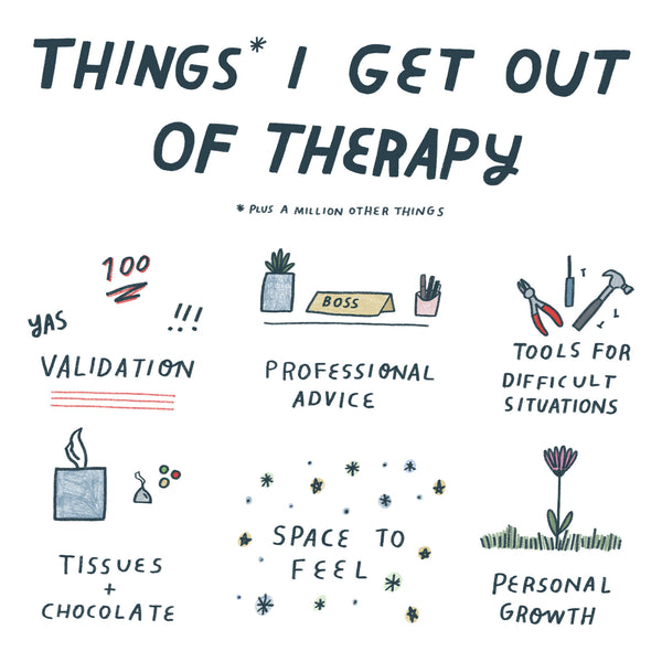 Therapy Print