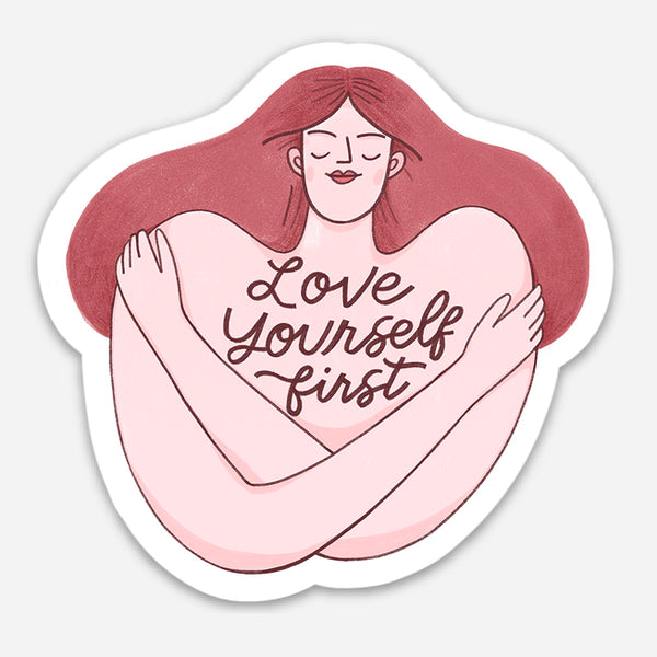 Self Love Sticker