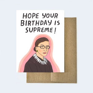 Supreme Birthday
