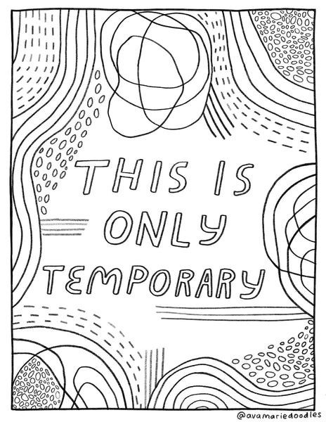 Coloring Page Download II