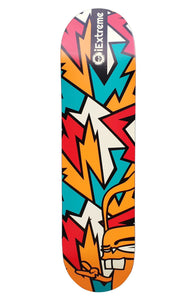 iExtreme Bunny Boiler Pro Skateboard Deck 8.0