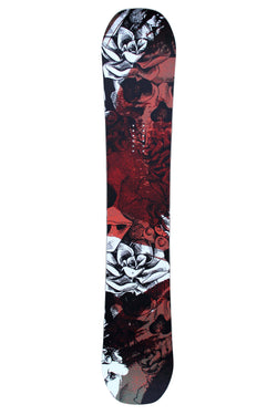 iExtreme 'Dead Red' Freestyle Snowboard - iExtreme