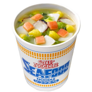 Nissin Cup noodle Seafood 75g