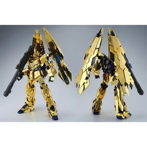 PG 1/60 RX-0 Unicorn Gundam 03 Phenex (Narrative Ver.) Full Psycho-frame Prototype Mobile Suit