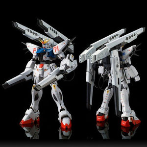 MG 1/100 F91 Gundam F91 Back Cannon Type &Twin V.S.B.R. Setup type