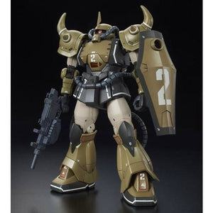 HG 1/144 YMS-07A-0 Gouf Proto type(Mobile Demonstration Unit Sand Color Ver.)