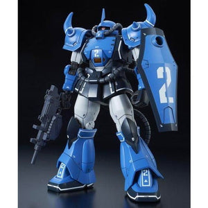 HG 1/144 YMS-07A-0 Gouf Proto type(Mobile Demonstration Unit Blue Color Ver.)