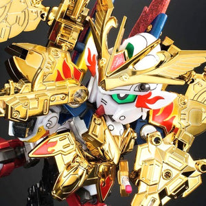 BB Gundam LEGENDBB Musha Victory Super Hagane Ver. [ shipped in Dec. 2019 ]